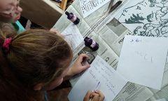 Квест-игра «Пушкинскими тропками» вКиясовской библиотеке