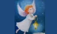 Подведение итогов конкурса «Ангел прилетел» вИгринской детской библиотеке