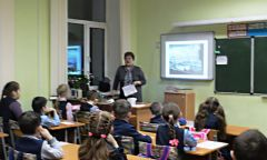 Уроки мужества к 75-летию полного снятия блокады Ленинграда