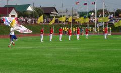 Киясовская районная библиотека – участникам Республиканских летних спортивных игр