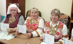Большой этнографический диктант вбиблиотеках Сюмсинского района