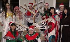 «Йоль: Мир СредизИмья» – средневековый Новый год в Некрасовке