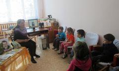 Неделя детской и юношеской книги вбиблиотеках Камбарской ЦБС