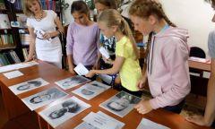 Мероприятие «Литературный марафон» вСюмсинской ЦРБ