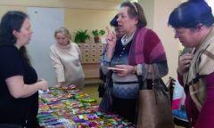 Заседание клуба «Русский огород» вбиблиотеке им. Д. А. Фурманова