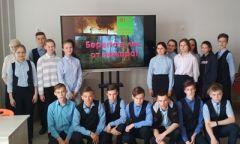 Экологические часы в Киясовской школе