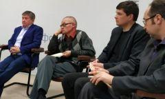 Презентация литературного альманаха «Наследие времен» в ПНБ им. В. Г. Короленко