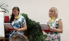 Мероприятия Сюмсинской районной библиотеки к Дню матери