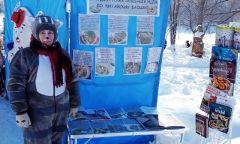 Игринская детская библиотека – участник Фестиваля уличной еды «С пылу. С жару»