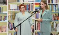 Первая модельная библиотека вгороде Воткинске