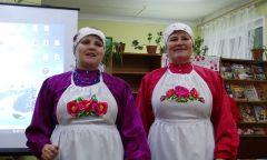 Мероприятия библиотек Граховского района кДню удмуртского языка