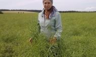 Фотовыставка Дианы Пиковой «Выходил на поля молодой агроном»