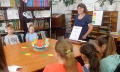 Игра «Колесо истории» в Сюмсинской районной библиотеке