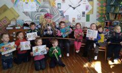 Неделя детской и юношеской книги вЛюкской библиотеке