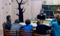Интерактивная игра «Лес чудес» в Детском филиале