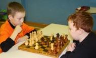 Кружок «Шахматный калейдоскоп» вПыбьинской сельской библиотеке