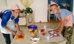 Кулинарный мастер-класс «Вкусный день» для сяртчигуртских школьников