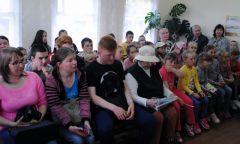 Пушкинский праздник в деревне Пычанки