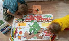 Конкурс «Книга, я и моя семья» в Игринской детской библиотеке: онлайн-формат