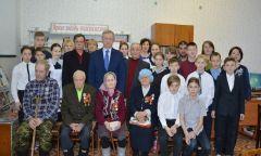 «Встреча трех поколений»: к Дню памяти ороссиянах, исполнявших свой воинский долг запределами Отечества