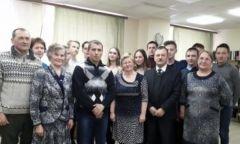 Творческая встреча местных поэтов «Души прекрасные мотивы»
