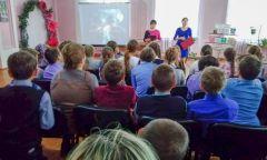 Информационный урок для нылгинских школьников о вреде наркотиков