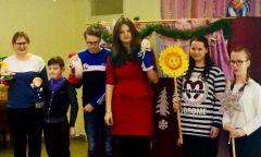 Мероприятие «Чудный праздник – Рождество» в Кизнерской РДБ