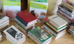 Общероссийская акция «Дарите книги слюбовью» вбиблиотеках Селтинского района