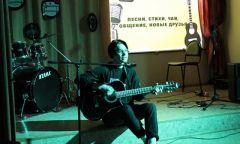 Литературно-музыкальный квартирник вИгринской районной библиотеке