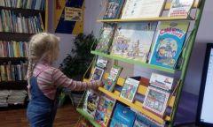 Профилактическая беседа «Безопасную дорогу – детям» в библиотеке «Растишка»