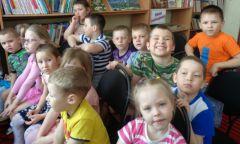 Мероприятие к Дню здоровья в Первомайской библиотеке