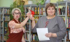 Торжественное мероприятие в честь завершения ремонта в районной библиотеке
