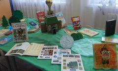 Книжные выставки «Слово русское, богатое имощное» в библиотеках Ярского района