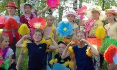 Программа летнего чтения для детей «Семицветная страна Детства»