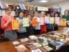 Сюмсинская районная библиотека получила вдар новые книги!