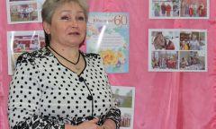 Юбилейный вечер Валентины Городчиковой вЛозинской сельской библиотеке