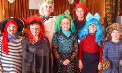 Библиосумерки-2019 «Театральный каламбур» в Кулябинской библиотеке