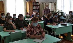 Сотрудничество Игринской библиотеки соспециалистами школьных библиотек