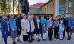 Акция «Свеча памяти» в библиотеках Алнашского района