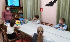 Информационно-познавательная беседа в библиотеке «Зеленый мир»