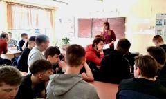 Викторина «Все о космосе» в Игринском политехникуме