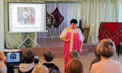 Театрализованное занятие «В гостях у русской сказки»