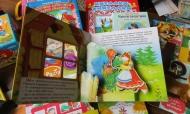 Первое выступление кружка «Теремок» в Ярской детской библиотеке
