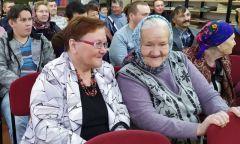 Международный день инвалидов вАлнашской районной библиотеке