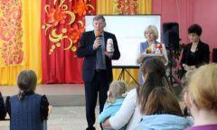 Кезская районная библиотека приняла участие в Акции «Зарождение»