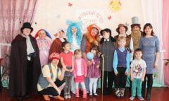 День дошкольника «Театральные фантазии» коткрытию Года театра