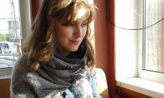 Онлайн-встреча с писательницей Дариной Стрельченко