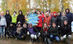 Волонтеры «Зеленого мира» – участники «Кругосветки-2021» и «Чистых игр»