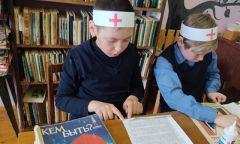 Библиотечный урок «Книге – вторую жизнь» вБезменшурской библиотеке