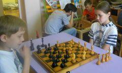 Шахматно-шашечный турнир «Когда вшахматы играю, обо всем я забываю»